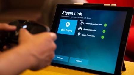 Cómo jugar en Android, iPad y iPhone a lo juegos de tu PC con Steam Link