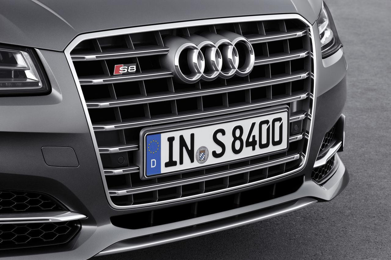 Foto de Audi A8 2013 (54/67)