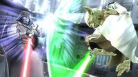 La próxima semana Yoda y Darth Vader se podrán descargar en sendas versiones de 'Soul Calibur IV'