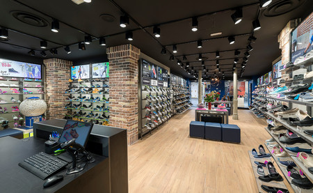 Nueva Tienda Skechers