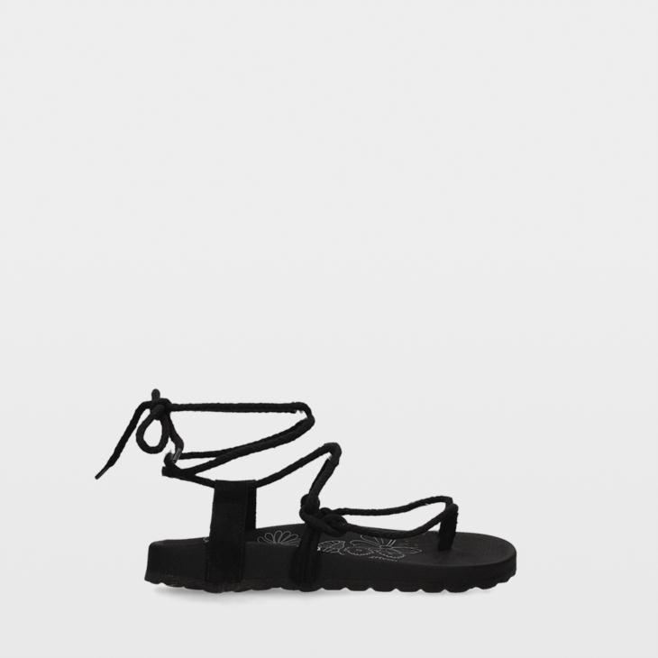 Sandalias con tiras y plataforma Musse & Cloud