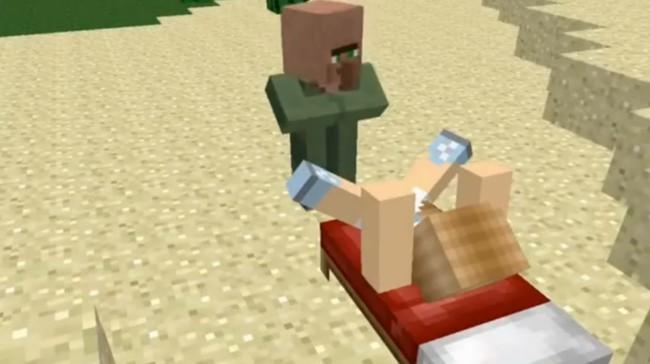 """Así es el """"porno"""" de Minecraft que millones de personas están buscando"""