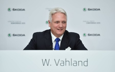 Volkswagen designa a Winfried Vahland como Presidente y CEO de Volkswagen Norteamérica
