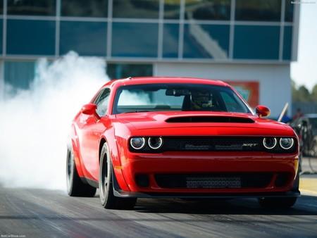 Dodge Challenger Srt Demon 2018 1600 0f