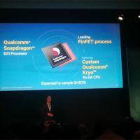 Rompiendo la barrera de los benchmarks y batiendo récords, el nuevo Snapdragon 820 apunta maneras