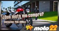 ¿Qué moto me compro? Iniciación 250-600cc, Honda VTR250