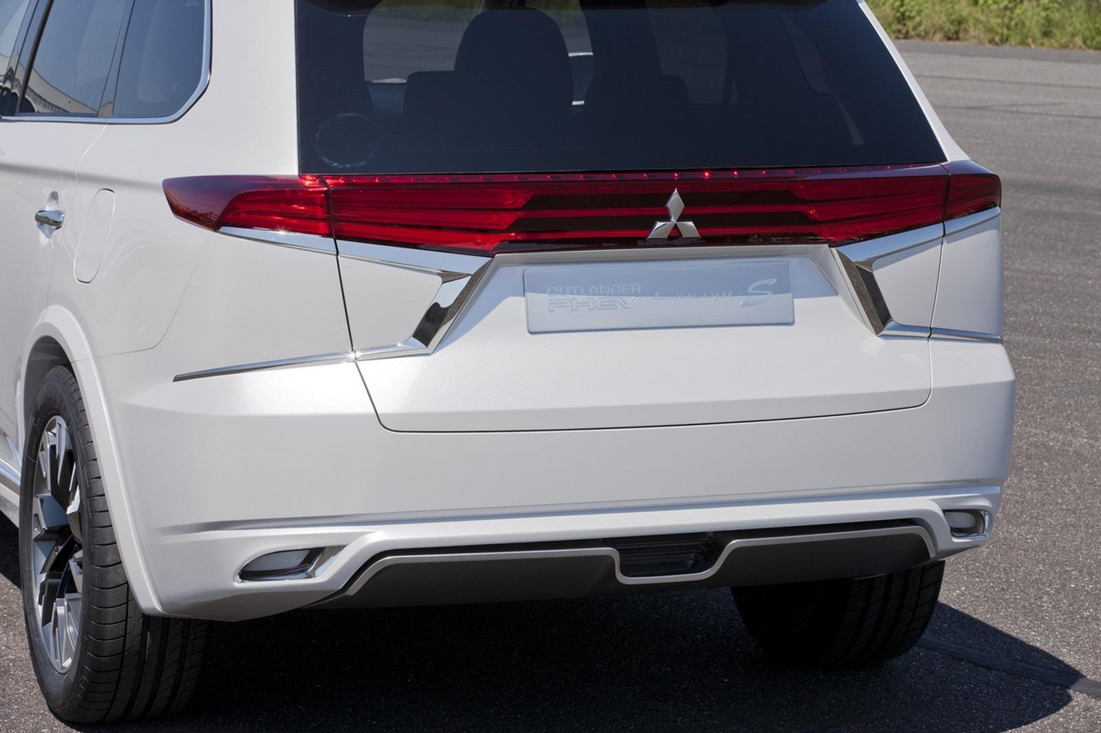 Foto de Mitsubishi Outlander PHEV Concept-S (35/49)
