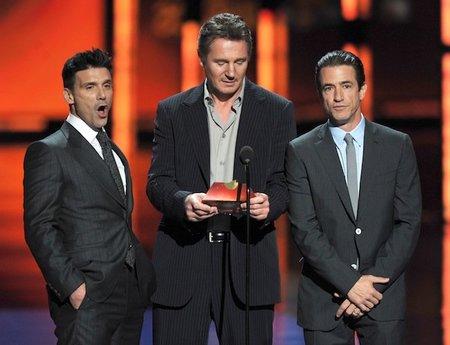 People Choice Awards 2012: los hombres también saben como vestirse para la ocasión (I)