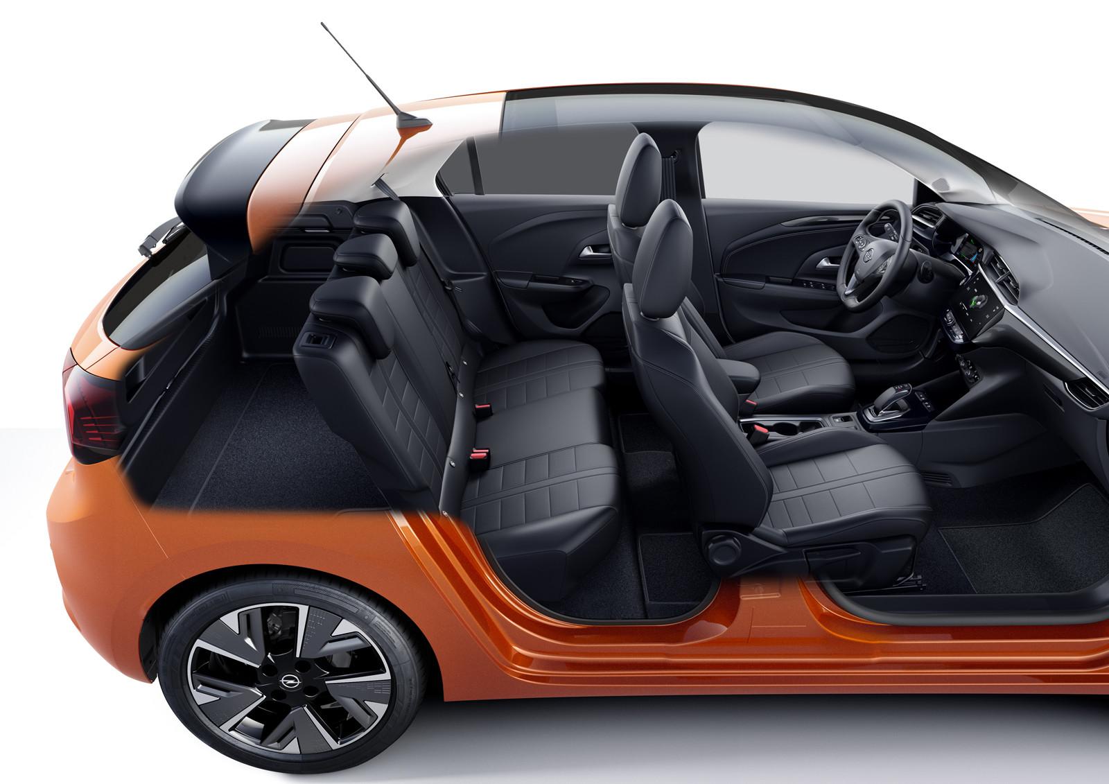 Foto de Opel Corsa 2019 (presentación estática) (17/46)
