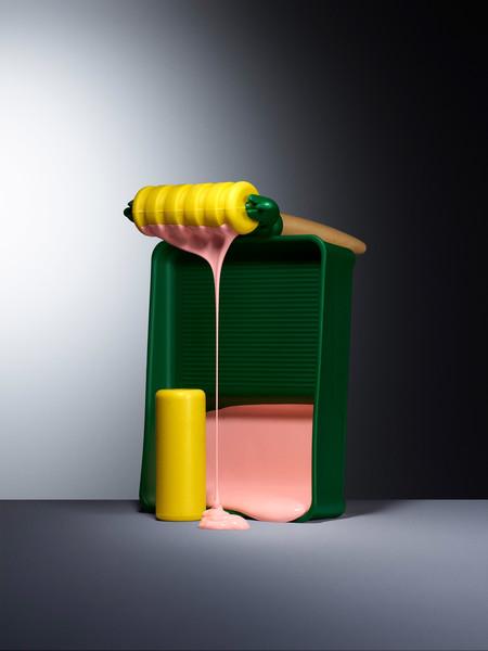 Ikea Coleccion Lustigt 2018 Ph154983 Rodillo Pintura