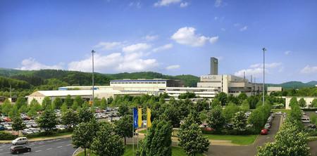 Adam Opel Ag Werk Eisenach