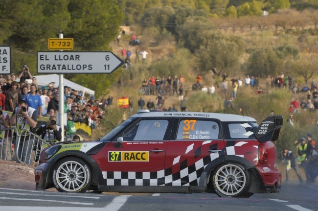 Dani Sordo, Rally de Catalunya 2011