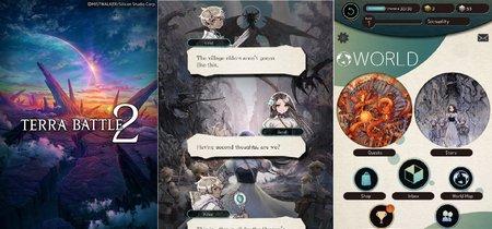 Terra Battle 2, el juego del creador de Final Fantasy, ya está disponible en Google Play
