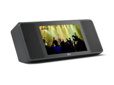 LG también quiere participar en el mercado de las pantallas inteligentes y anuncia el XBOOM AI ThinQ WK9