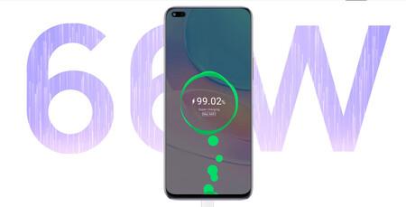 Huawei Nova 8i Carga