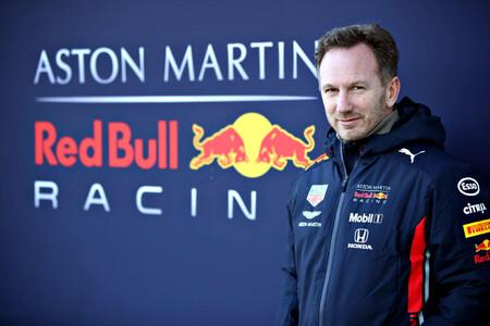 Horner Red Bull F1