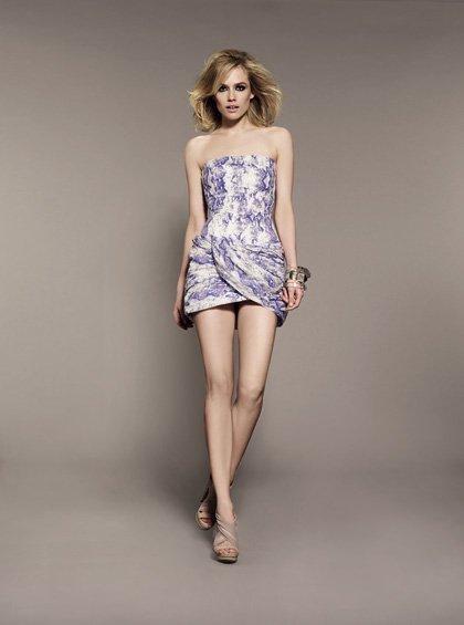Lookbook Etxart&Panno Primavera-Verano 2011: mezcla de tendencias