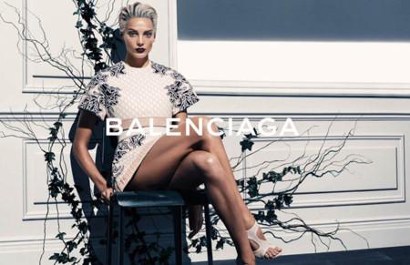 Sharon Stone Daria Werbowy Balenciaga