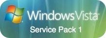 Llega el Service Pack 1 de Vista
