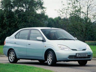 Toyota Prius, Top 10 de los coches innovadores
