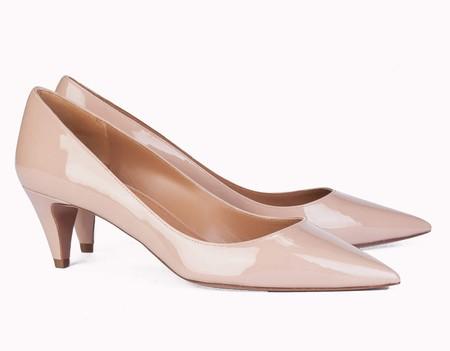 Zapatos Nude Verano 18 Pura Lopez Am130