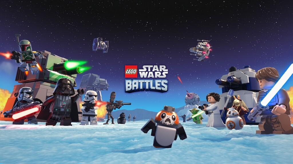 LEGO Star Wars Battles ya disponible: así son sus luchas en <strong>Apple℗</strong> Arcade «>     </p> <p>Tras <a href=