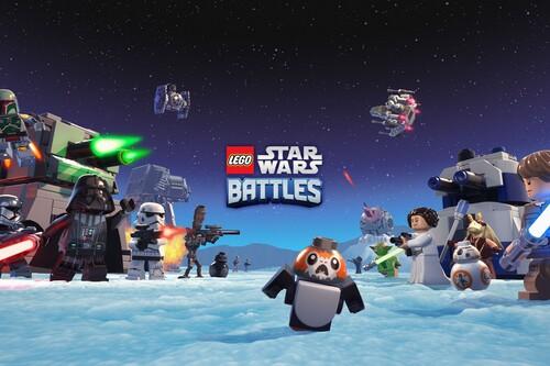 LEGO Star Wars Battles ya disponible: así son sus batallas en Apple Arcade