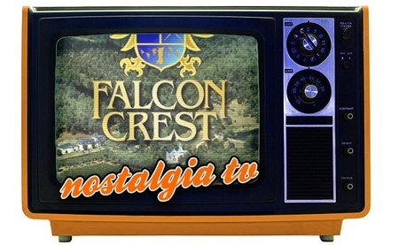 'Falcon Crest', Nostalgia TV