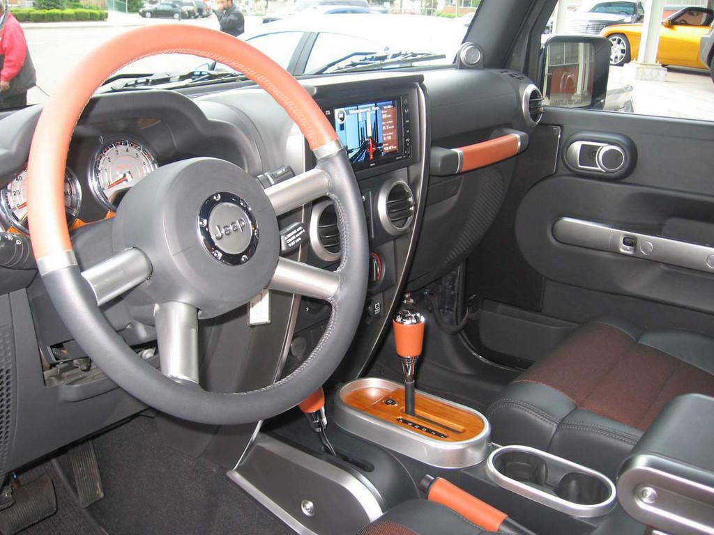 Foto de Jeep Wrangler Ultimate Concept (12/16)