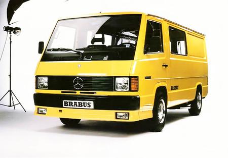 Brabus Mercedes MB 100