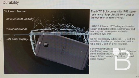 Htc Bolt Sumergible