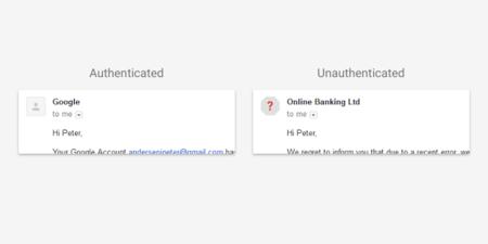Gmail remitente sospechoso
