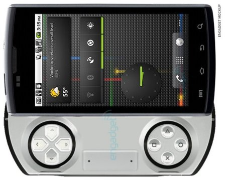 """Playstation Phone"" con Android 3.0"
