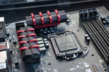 MSI Z97 motherboard