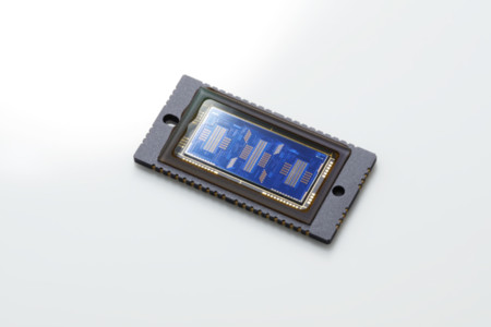Eos 1d X Mark II Af Sensor Wht Beauty Fsl