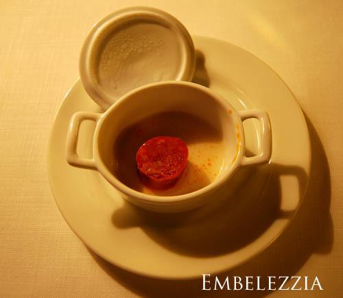 Foto de Ibaia, restaurante hotel de lujo en Gordexola (Vizcaya): menú degustación (8/19)