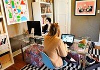 Puertas abiertas: un despacho femenino