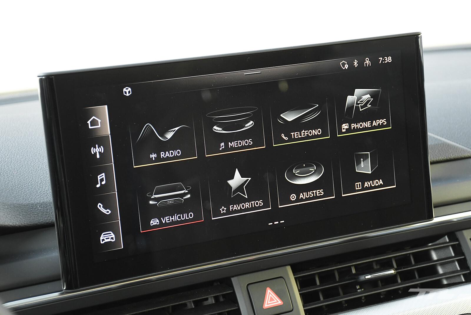 Foto de Audi A4 2021 (prueba) (24/25)