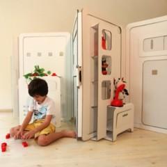 Foto 5 de 5 de la galería casas-de-juguete-plegables-para-ninos en Decoesfera