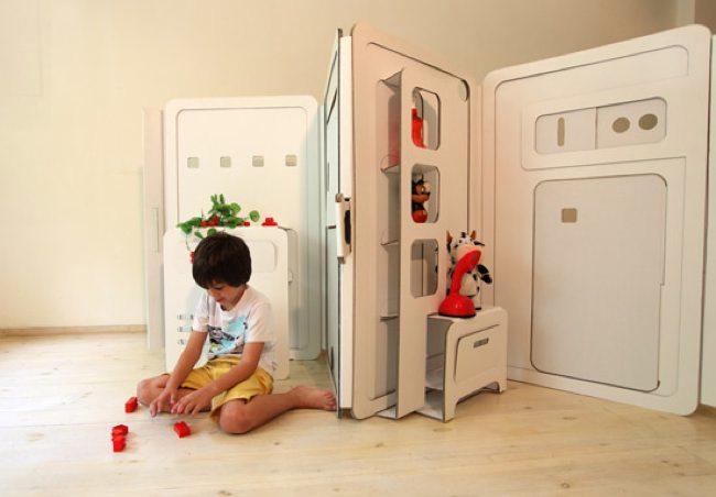 Foto de Casas de juguete plegables para niños (5/5)