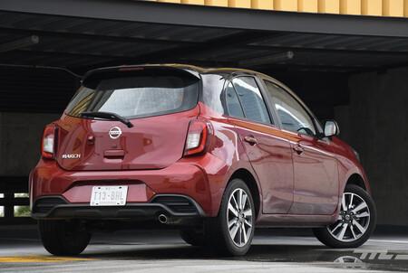 Nissan March Vs Hyundai Grand I10 Vs Suzuki Ignis Comparativa Opiniones Mexico 34