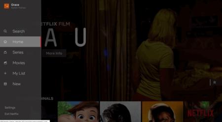 Netflix rediseña su aplicación para la televisión: estas son sus novedades en el Apple TV