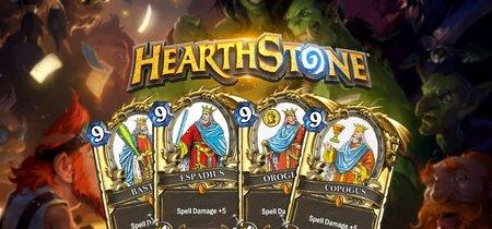 Se filtra la nueva expansión de Hearthstone, que tendrá lanzamiento físico: 'Sombras de Heraclio Fournier'