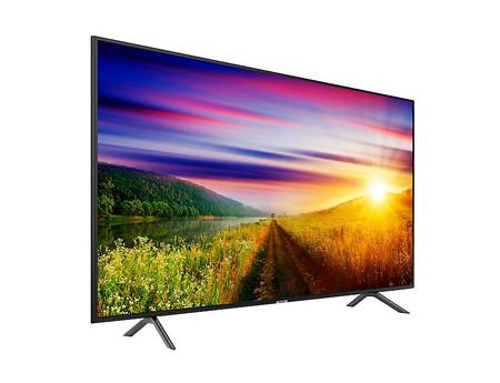 Un poquito más barata todavía: la Samsung UE40NU7125 de 40 pulgadas 4K, ahora en eBay por 389 euros