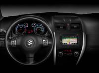 Los Suzuki tendrán navegadores Garmin integrados a corto plazo