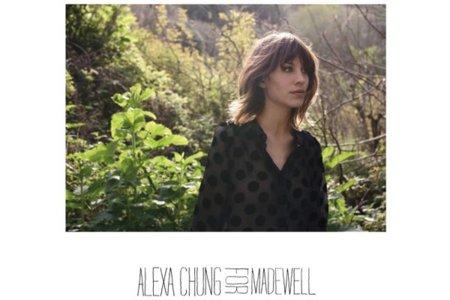 Alexa Chung para Madewell, campaña Otoño-Invierno 2010/2011