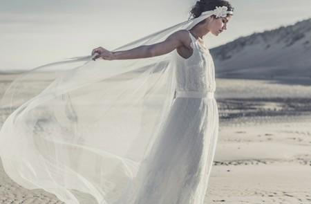 Seis vestidos de novia únicos y originales