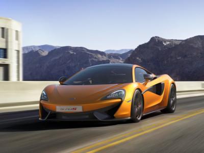McLaren 570S Coupé: el superdeportivo para el día a día que abre las Sports Series