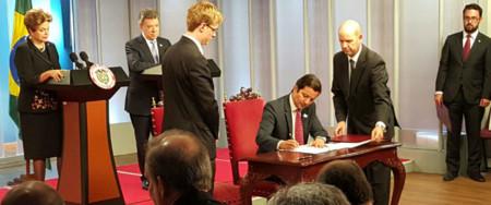 Brasil y Colombia anuncian acuerdos de cooperación tecnológica