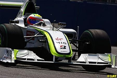 Rubens Barrichello gana el GP de Europa y la victoria 100 para Brasil en Fórmula 1